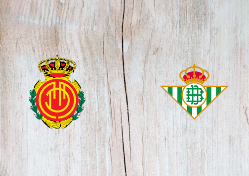 Mallorca vs Real Betis -Highlights 30 November 2019