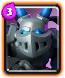 Carta Megasservo do Clash Royale - Wiki da Carta