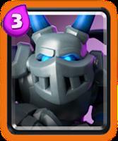 Carta Megasservo do Clash Royale - Cards Wiki