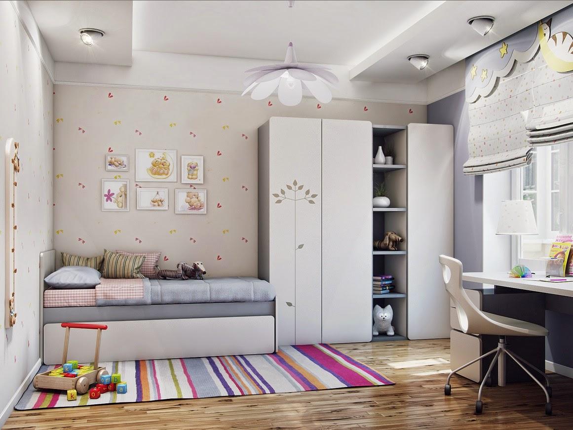 Idée Chambre Ado Fille Moderne | Chambre De Fille Moderne Chambre ...