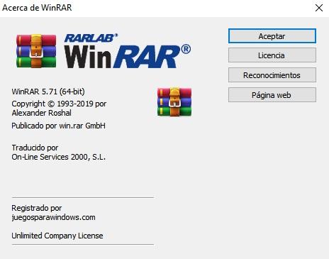 Descargar WinRAR V5 71 Final PC ESPAÑOL | MEGA