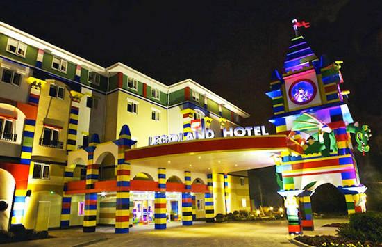Hotel Terkeren Special Buat Anak Anak di Lego California