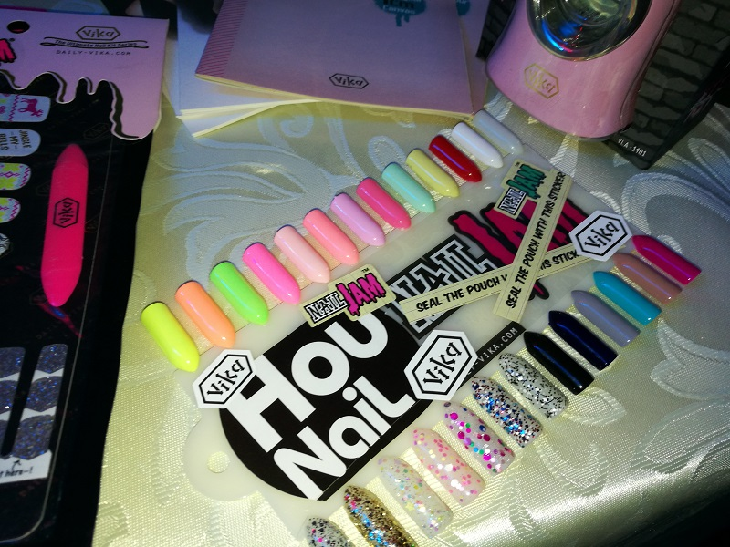 VIKA Nailjam Gel Collection, Yeppunonnie Philippines
