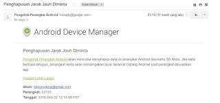 3 Cara Mengendalikan Android Dari Jarak Jauh Tanpa Aplikasi