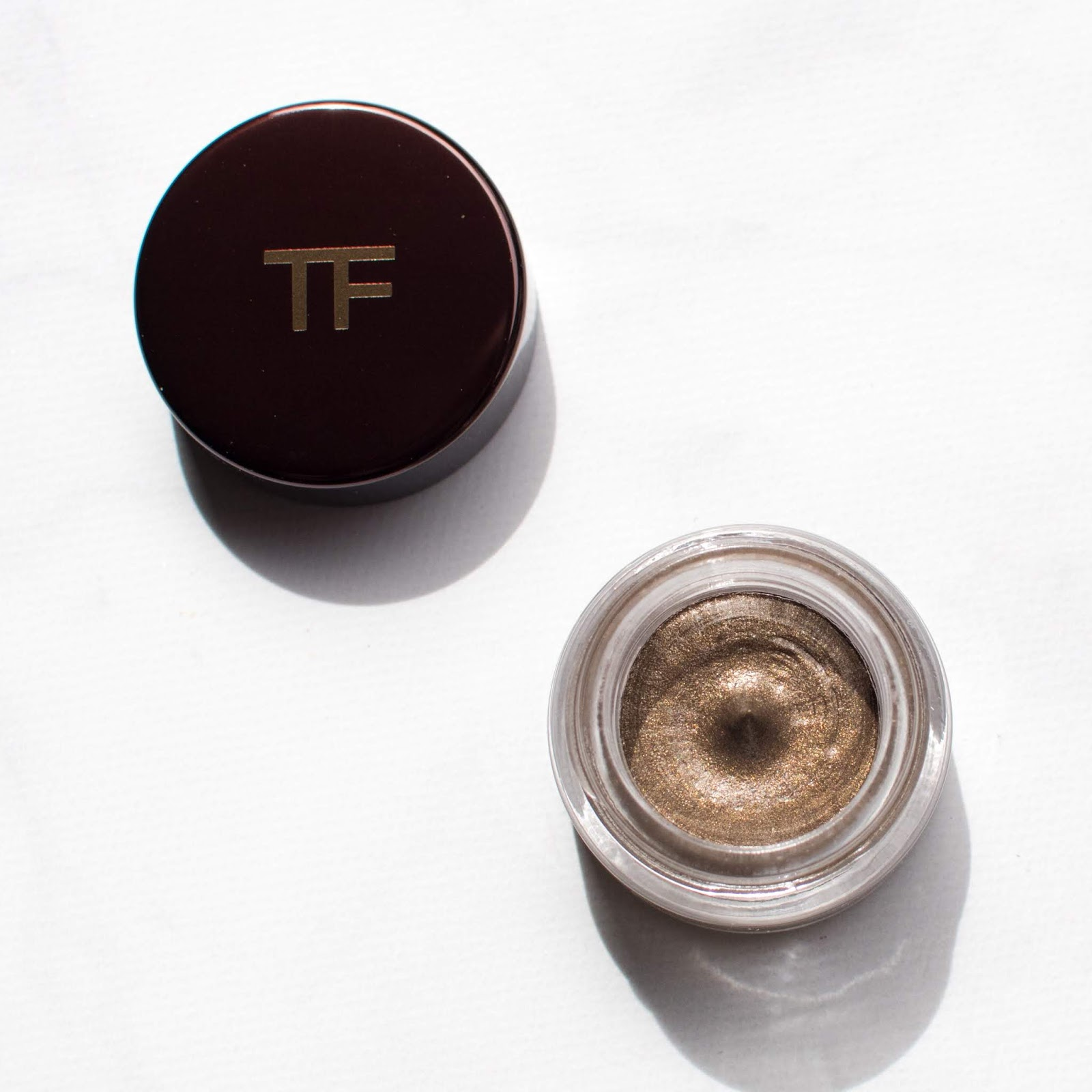 Tom Ford Cream Color for Eyes in Burnished Copper