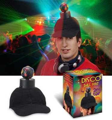 Disco Ball gorra