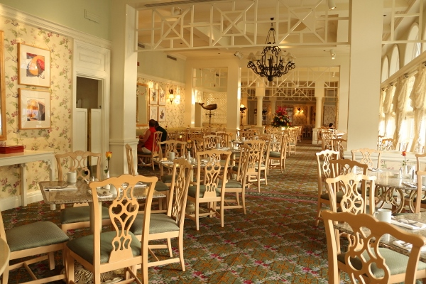 Grand Floridian Cafe Reservations