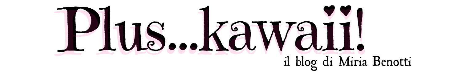 Plus... Kawaii! - curvy e plus size fashion blog