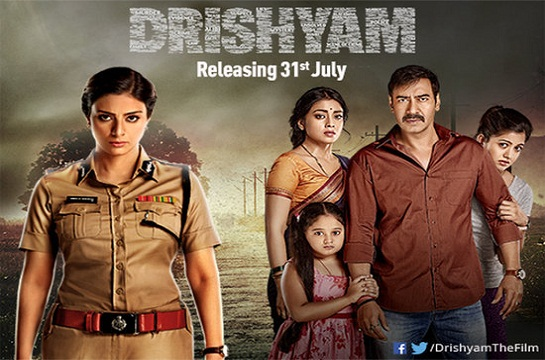 Drishyam 2015 Hindi Movie 720p Download