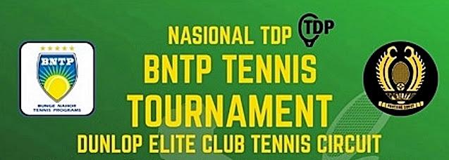 BNTP - Dunlop Elite Club Tennis Circuit Pekan Kedua: Hasil Akhir Tunggal Putri