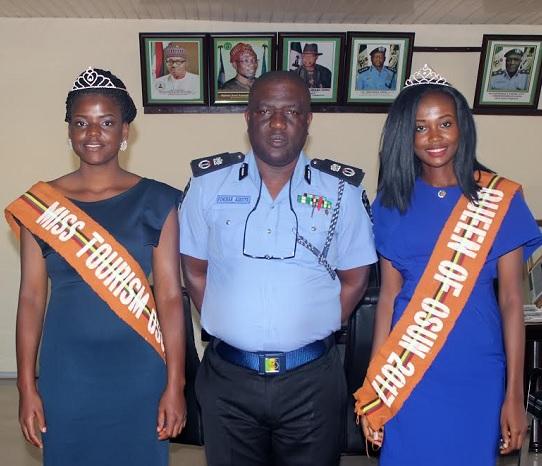 Fimihan Adeoye and Miss Osun 2017, Oluwakemi Hundeyin