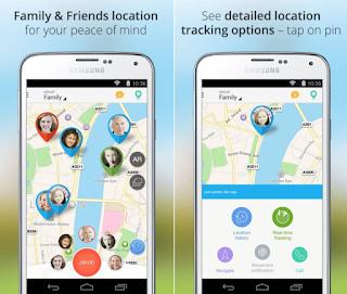 Aplikasi Pelacak Hp Android Hilang