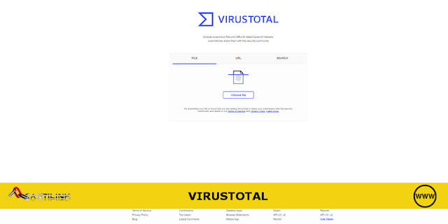 scansione malware gratuita, tool online per scansionare file e siti web