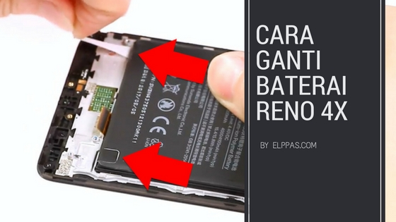 Cara Mengganti Baterai Xiaomi Redmi Note 4 4x Elppas Story