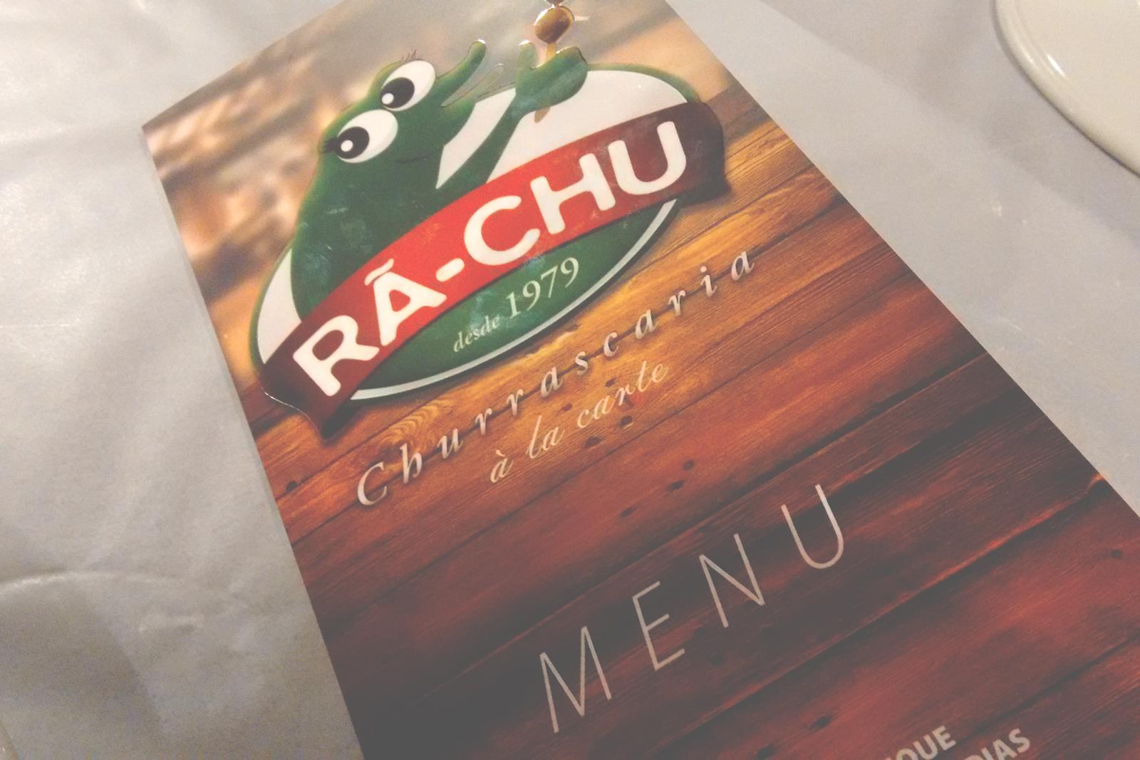 cardápio restaurante rã-chu campinas
