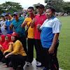 Warga Kecamatan Tamalanrea Senam Bersama Kapolrestabes Makassar