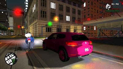 GTA San Andreas Best Graphics Mod For Pc