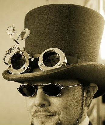 The Tale of Steampunk Era: 5 Ways to Wear Steampunk Goggles