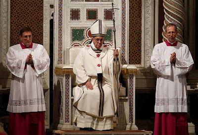 Αποτέλεσμα εικόνας για pope francis ex Cathedra