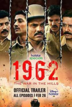 1962: The War In The Hills (2021) Season 1 Complete