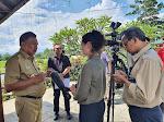 Pariwisata Sulut Makin Dikenal, Media Australia Temui Langsung Gubernur Olly Dondokambey