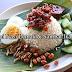 Resepi Nasi Lemak & Sambal Ikan Bilis  | My Kitchen