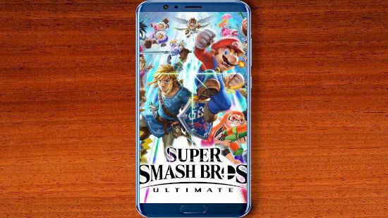 Super Smash Bros Ultimate - Persos - QHD pour Mobile