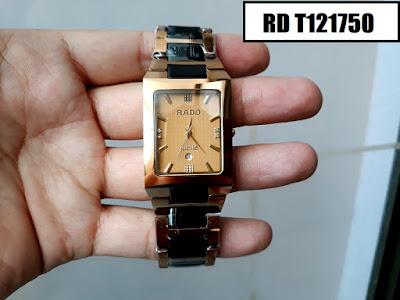 Đồng hồ nam cao cấp dây đá ceramic RD T121750