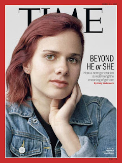 Revista Time, 16 de Marzo del 2017