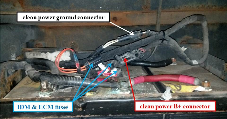 the toolbox  the diesel and truck mechanic forum: International 4300 intermittent power loss
