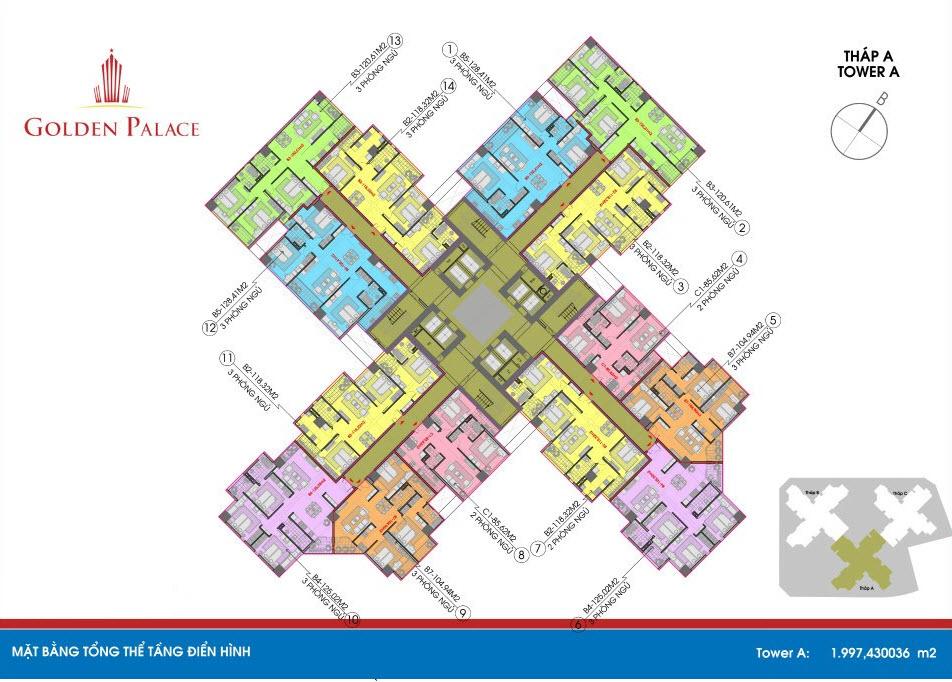 mat-bang-chung-cu-golden-palace-toa-a
