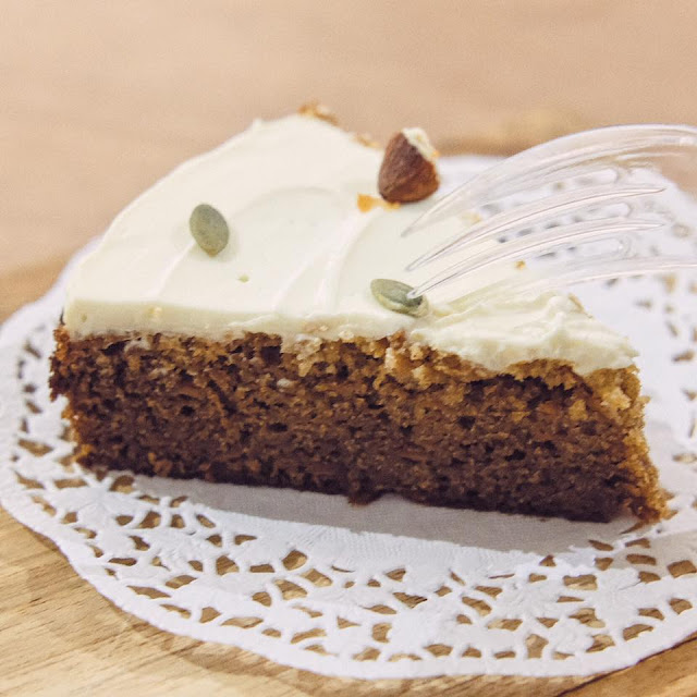 Carrot Cake Berrywell