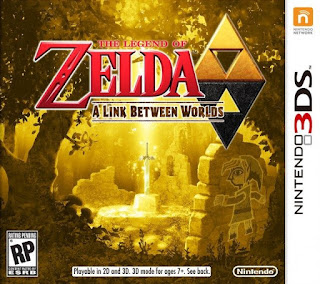 The Legend of Zelda A Link Between Worlds DECRYPTED 3DS ROM