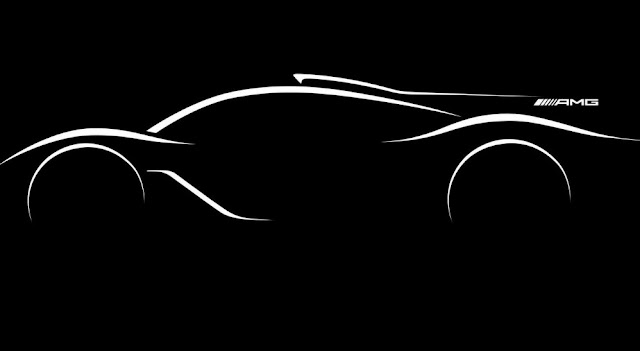 The future Mercedes-AMG hyper-sport already has the name Project One