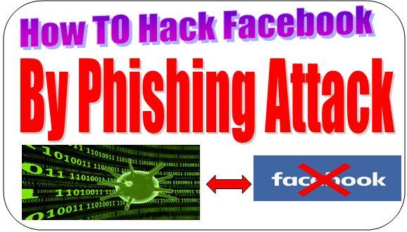 Phishing Page se फेसबुक को कैसे Hack किया जाता हैं ?