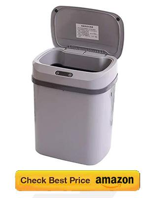 Smart Sensor Dustbin   Automatic Garbage Can