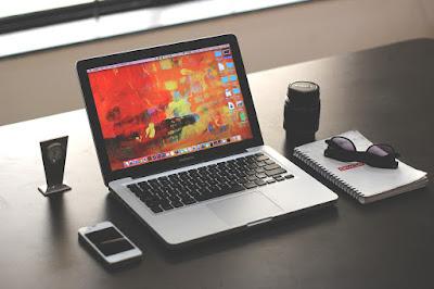 Pilih tempat nyaman saat ngeblog
