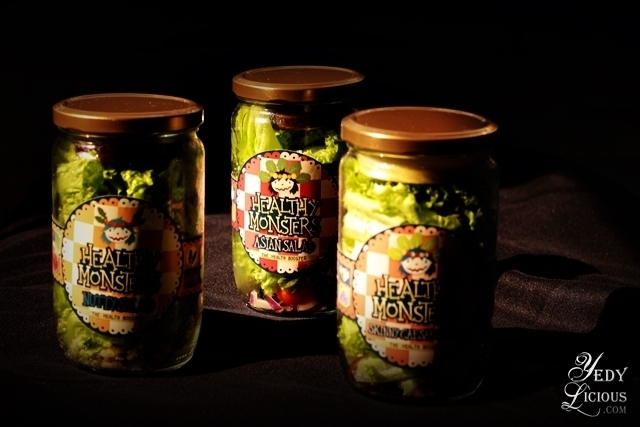 Salad in a Jar by Healthy Monsters PH