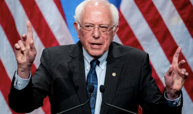 Bernie Sanders: I Will Cancel All $1.6 Trillion Of Your Student Loan Debt