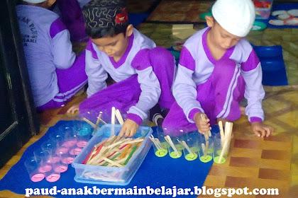 PEMAHAMAN PEMBELAJARAN DENGAN SENTRA (LEARNING CENTRE) DI PAUD