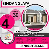 Perumahan Sindanglaya Bandung
