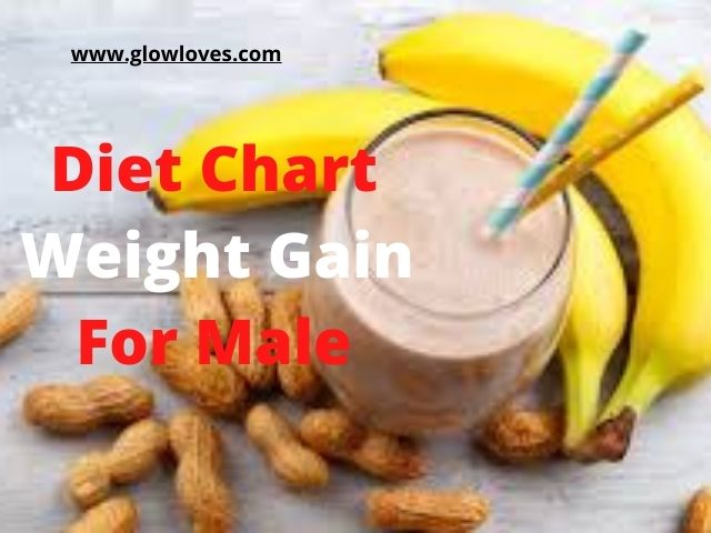 Weight Gain Diet Chart For Male   weight gain diet plan for male