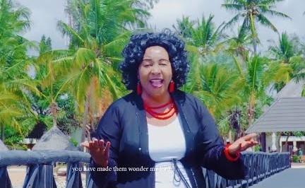 Download Video | Martha Anton - Umewafanya Washangae