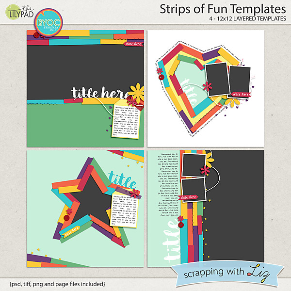 http://the-lilypad.com/store/Strips-of-Fun-Digital-Scrapbook-Templates.html