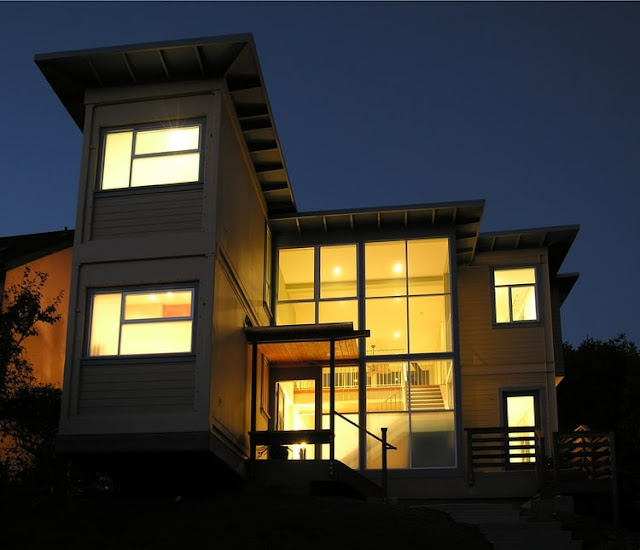 Refrigerated Shipping Container Home, San Francisco, California 4