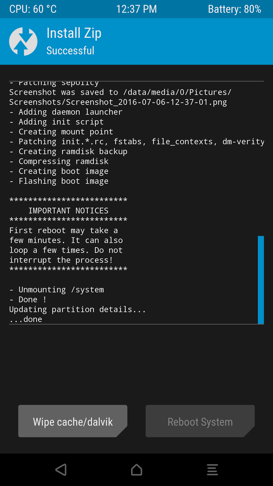 Miguel Angel Rocha: ROOT Samsung GALAXY Note 4 Android 6 0 1