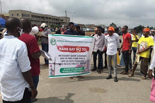 Students protest electricity, fuel hike in Osogbo