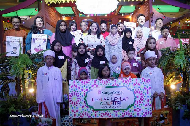 Grand Launch Of Lip Lap Lip Lap Aidilfitri | Foto oleh Yusri Ibrahim