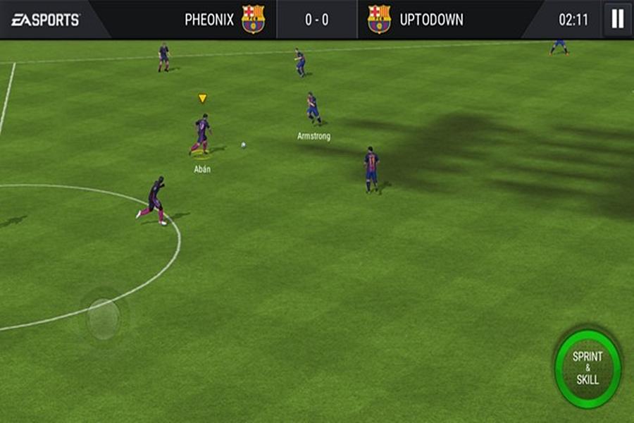 تحميل لعبة فيفا سوكر FIFA Soccer للاندرويد