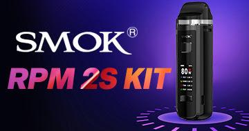 SMOK RPM 2S Pod Mod Kit